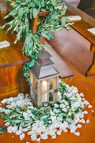 lantern wedding centerpiece 35