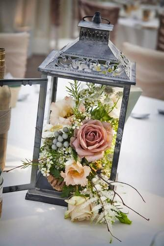 lantern wedding centerpiece 14