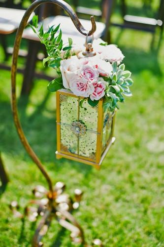 lantern wedding centerpiece 36