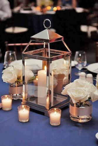 lantern wedding centerpiece 5