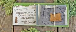 24 Rustic Wedding Invitations To Impress Your Guests