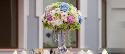 tall wedding centerpieces featured