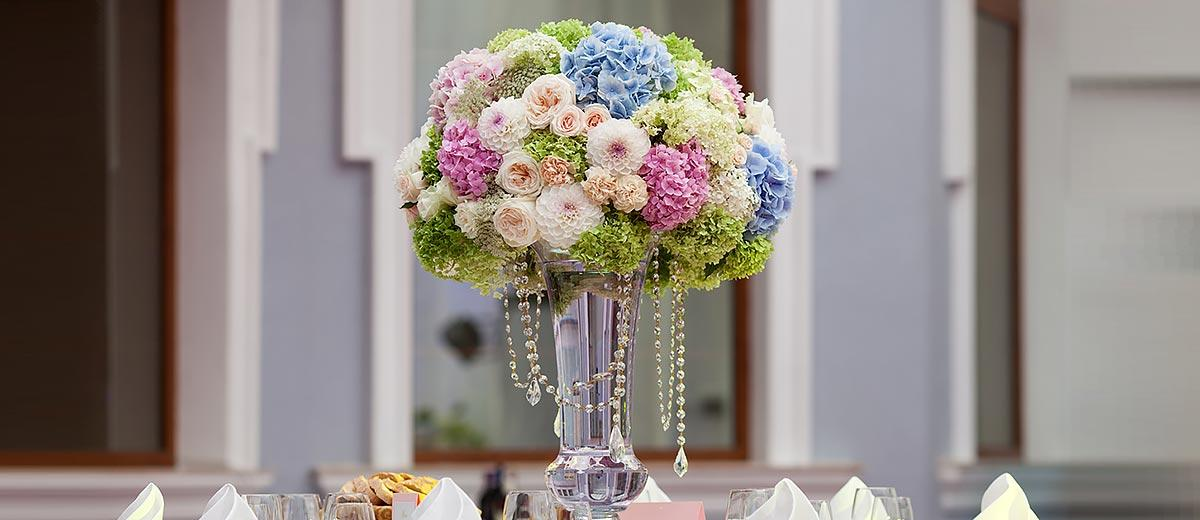 39 Gorgeous Tall Wedding Centerpieces