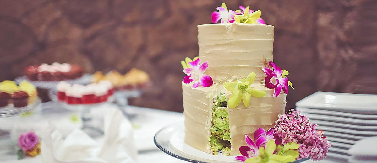 tropical wedding cake images 24 tropical wedding cakes that wow wedding forward 21277