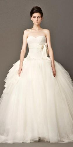 vera wang wedding gowns 2