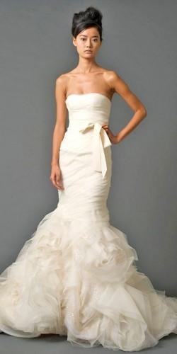 vera wang wedding dresses 1