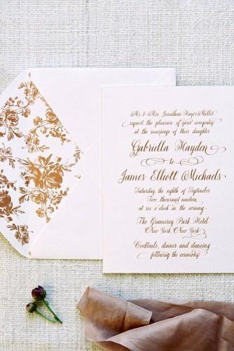 vintage ideas for wedding invitations 5