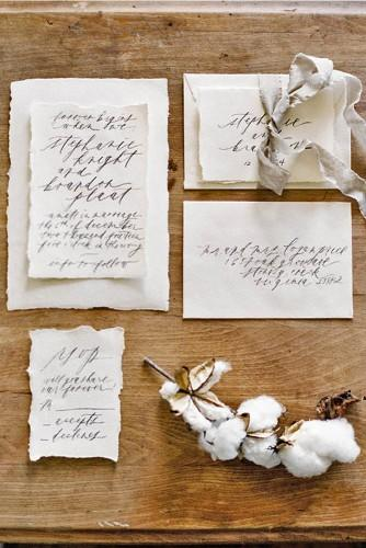 vintage ideas for wedding invitations 3