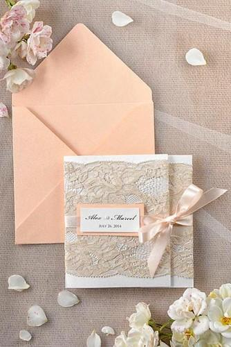 vintage ideas for wedding invitations 9