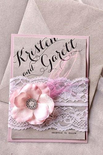 vintage ideas for wedding invitations 8