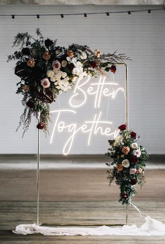 clever funny wedding signs glass sign with neon letters littlepineappleneon
