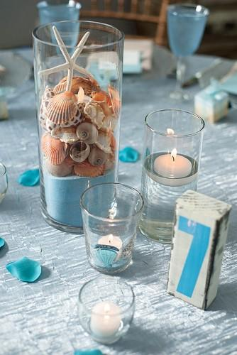 wedding decor ideas for beach photo 5