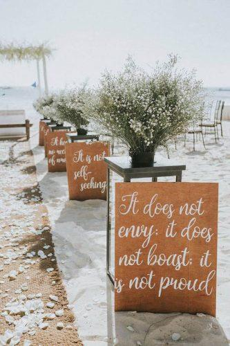wedding beach aisle 26