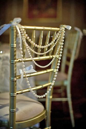 chic and shabby vintage wedding decor ideas 4