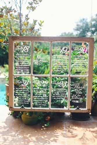 chic and shabby vintage wedding decor ideas 7