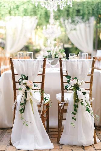chic and shabby vintage wedding decor ideas 8