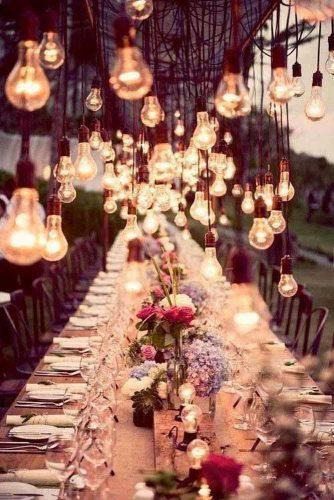 chic vintage wedding decor