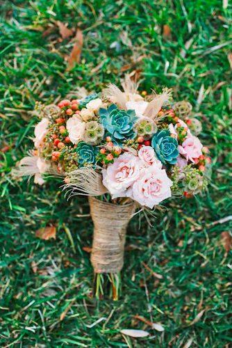 fall wedding bouquets 5