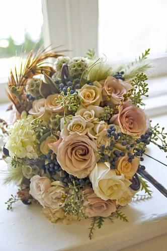 fall wedding bouquets 4