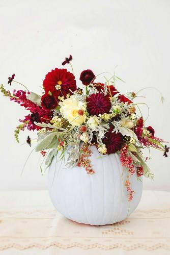 gorgeous fall wedding decor ideas 4
