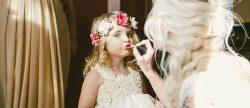 33 Comfy and Cute Flower Girl Hairstyles