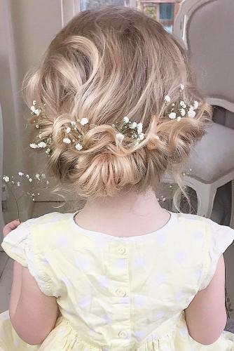 flower girl hairstyles sweethearts hair design 6