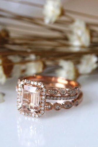 morganite inexpensive engagement rings 3