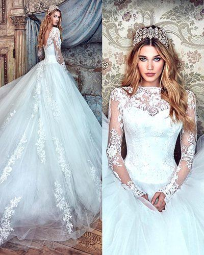 galia lahav bridal collection le secret royal 2