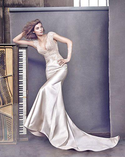 wedding dresses by lazaro fall collction 4
