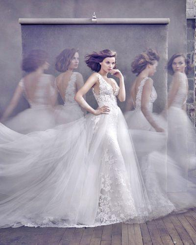wedding dresses by lazaro fall collction 6
