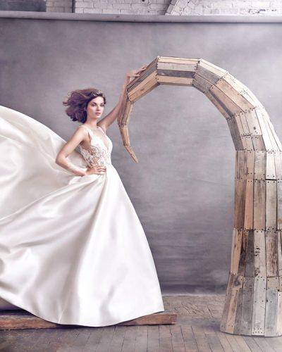 wedding dresses by lazaro fall collction 3