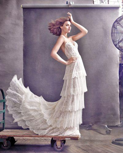 wedding dresses by lazaro fall collction 2