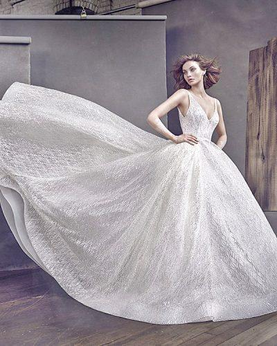 wedding dresses by lazaro fall collction 1