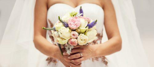 small wedding bouquets featured