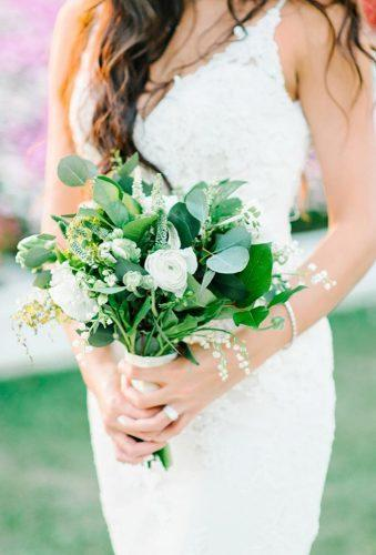 small wedding bouquets little green bouquet lana ponomarenko photography