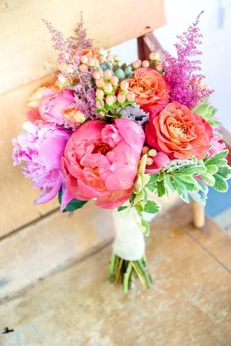 spring little bridal bouquets 4
