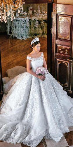 princess ball gown bridal dresses 4