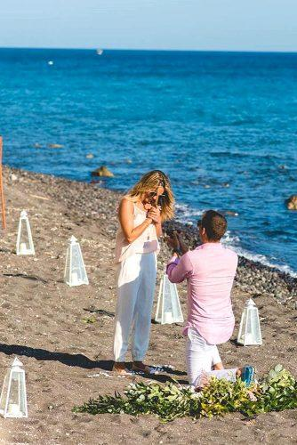 creative beach proposal ideas 3