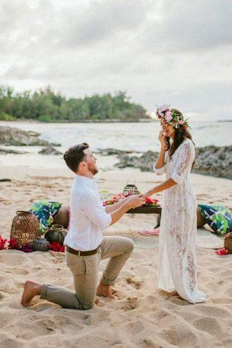 creative beach proposal ideas 1