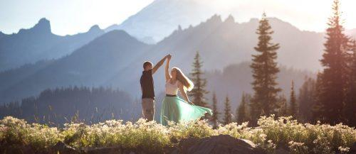 forest engagement photos main vannessa kralovic photography