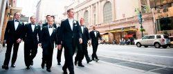 18 Epic Groomsmen outfit ideas for the Groom and his Crew