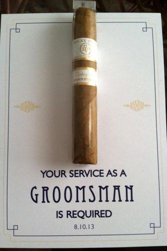 creative ways to propose to groomsmen 3