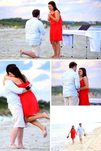 romantic outdoor proposal ideas 3