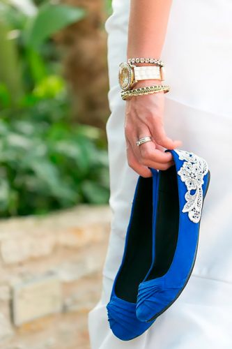 navy blue wedding flats walkinonair