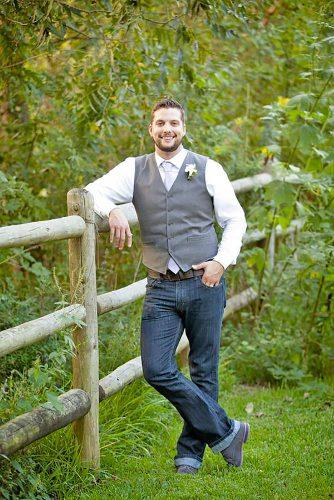 rustic groom attire 22