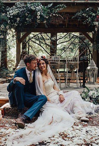 rustic wedding happy wedding couple pjphillipsphoto