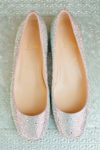 sparkle wedding flats lindsay madden