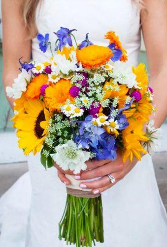 sunflower wedding bouquets color bouquet she_n_he_photo