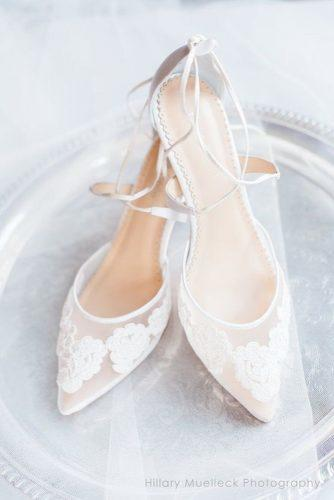wedding flats lace for beach white hillaru muelleck photography
