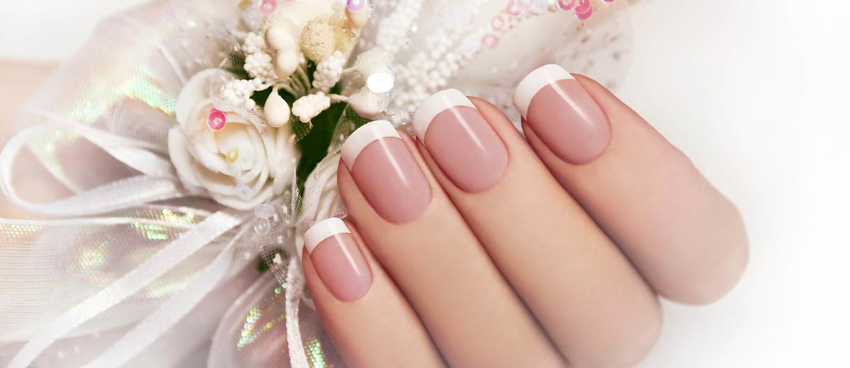 wedding nails featured